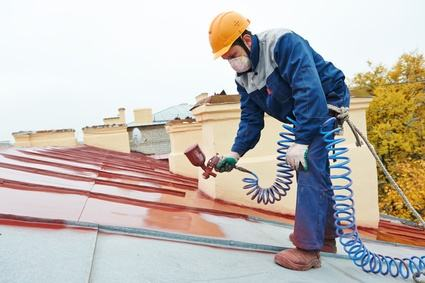 peinture de toit Nantes