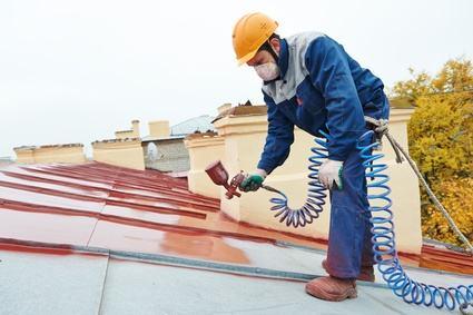 peinture de toit Guérande
